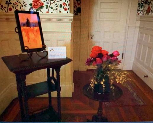 Pink and Orange Pastoral Carol Alper 201