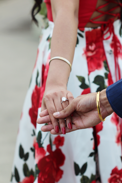 Chicago proposal and engagement photographer