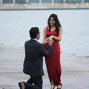 Raj & Nirali