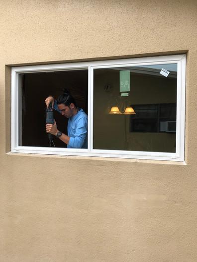 Impact Window Installation Florida