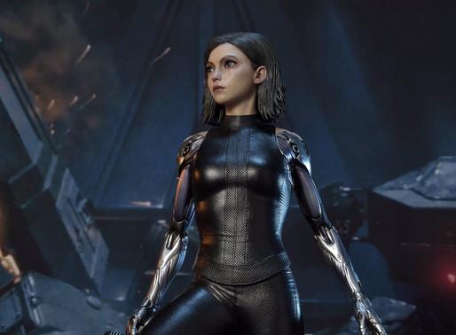 Alita: Anjo de Combate estará de volta aos cinemas ainda este mês