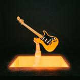 Dawson Gamble Guitar