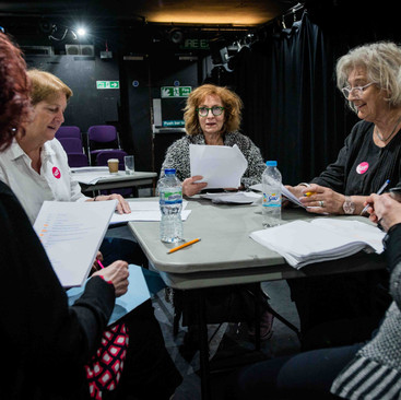Severed - rehearsed reading