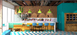 restaurant refurbishment, worcester
