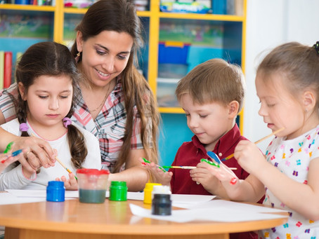 What Will Your Child Learn In Pre-Kindergarten?