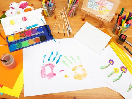 How Can Finger Painting Help Your Preschooler's Development?