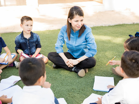 How Can Your Shy Child Succeed in Preschool? Questions to Ask First