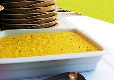 Risotto allo zafferano, risotto giallo