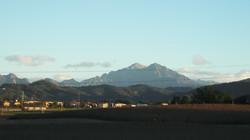 i monti che dominano la brianza