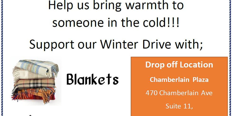 Blanket Winter Drive
