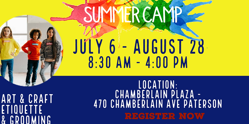 Youth in Fashion Summer Camp