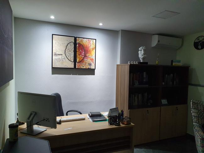 Sala Psicoterapia