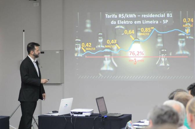 Difundir o conhecimento sobre Energia Fotovoltaica é o melhor caminho.