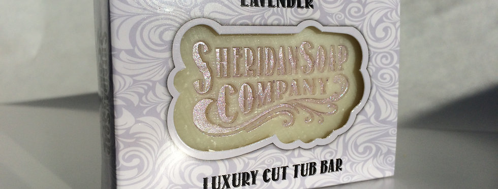 Lavender Tub Bar