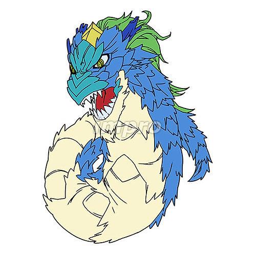 水属性のドラゴン