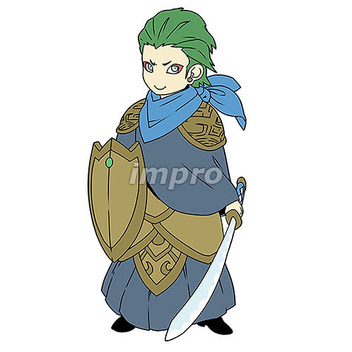 風来の剣士
