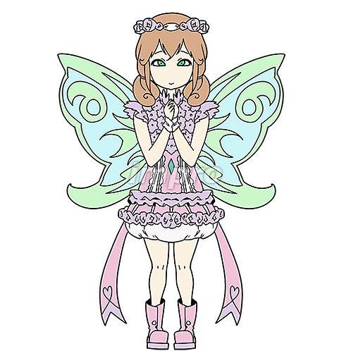 天使のアイドル