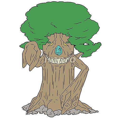 木のモンスター