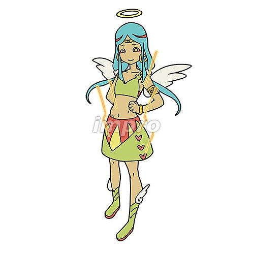 部族の天使