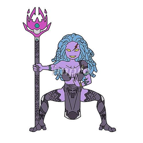 呪術師の悪魔