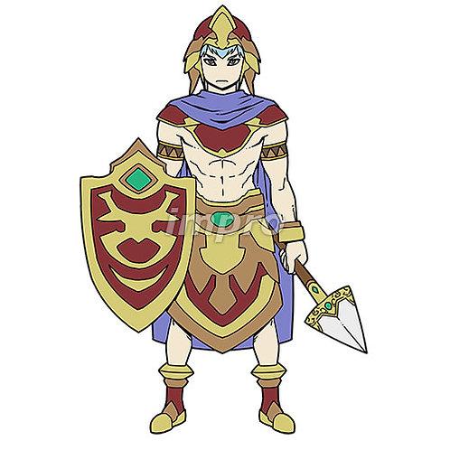 歴戦の勇者