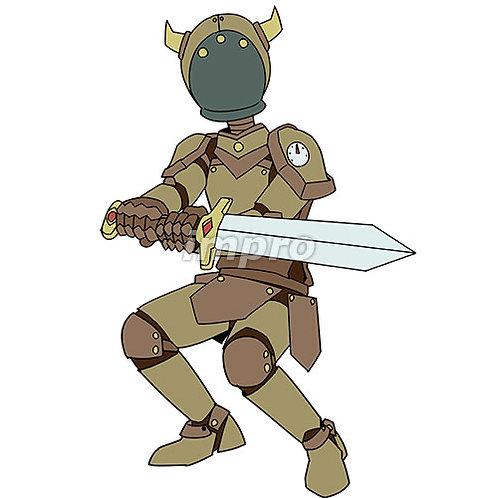 ロボット兵士
