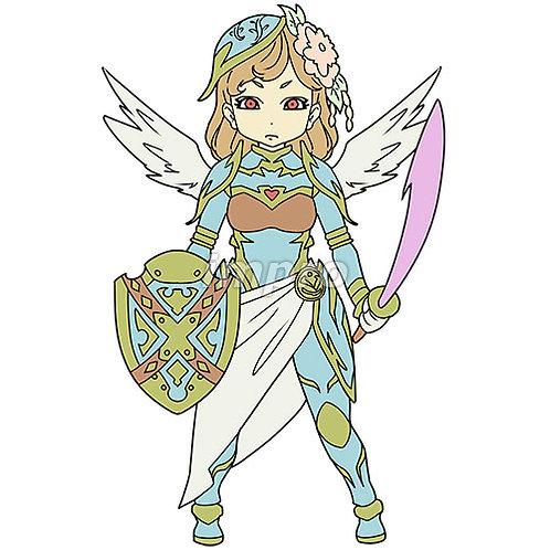 可憐な乙女の天使