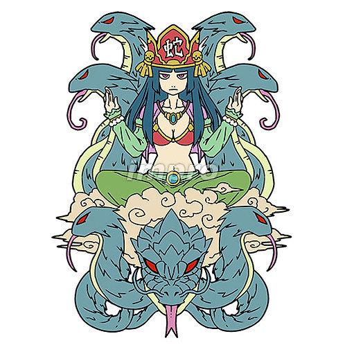 ヤマタノオロチの巫女