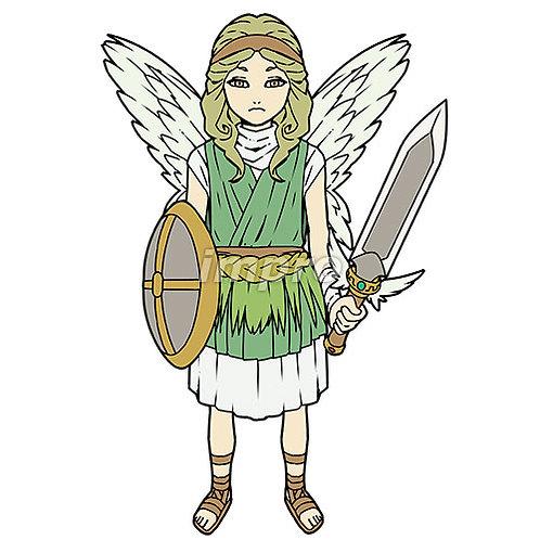 神話の天使