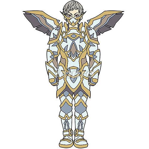 全身フル装備の騎士
