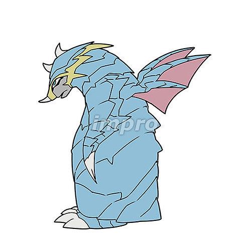 翼の生えたアルマジロ