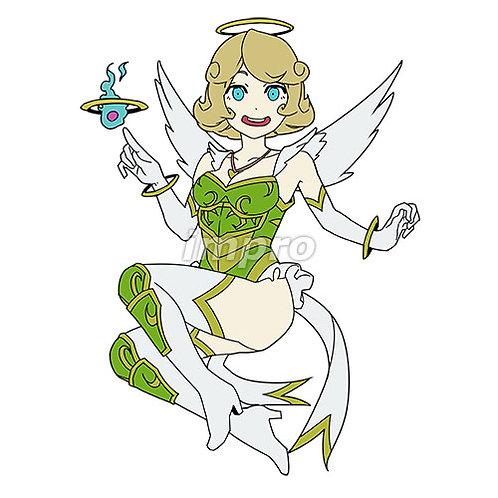 魔法使いのマダムの天使