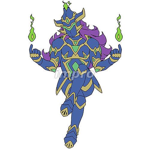 上級魔術師の悪魔