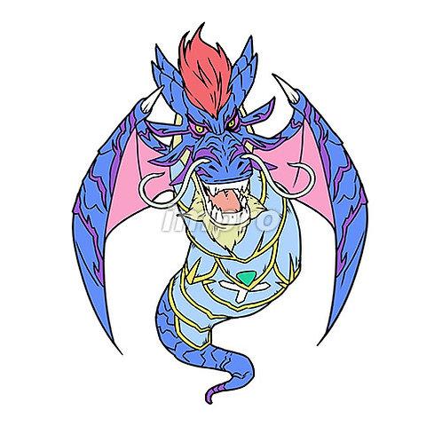 ドラゴンの魔人