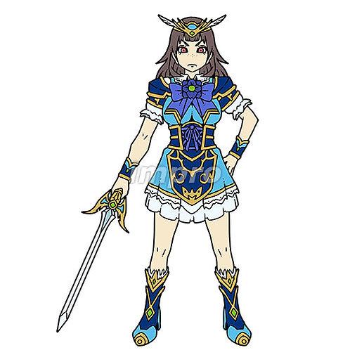 人気のアイドル騎士