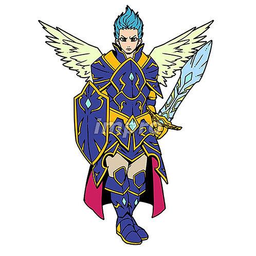 正義感溢れる勇敢な騎士