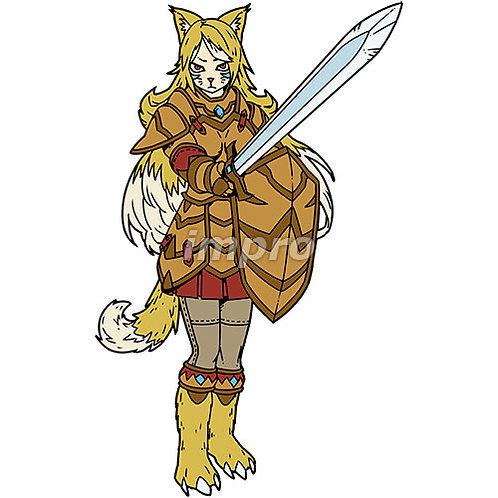 ケモノの騎士