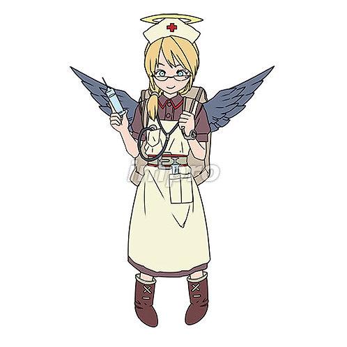 天使の看護師