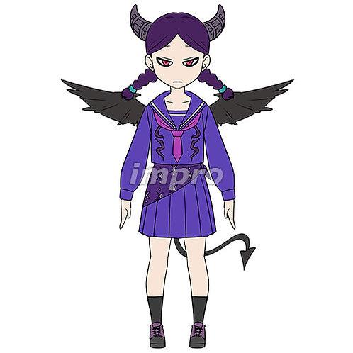 セーラー服の悪魔