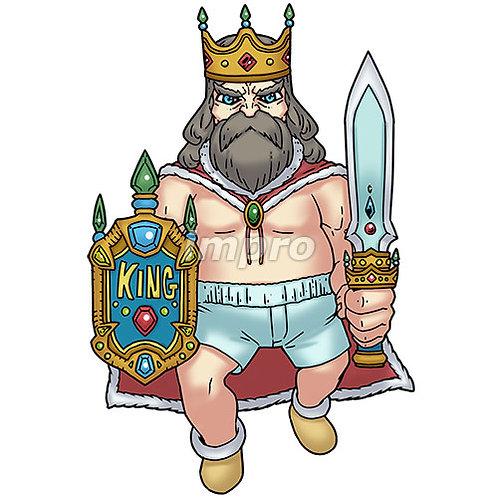 裸の王様(影あり)