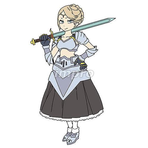 片手剣を持った王家の騎士