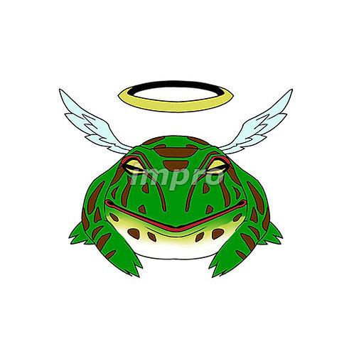 カエルの天使