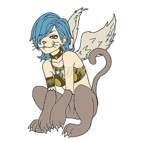 スフィンクスの天使