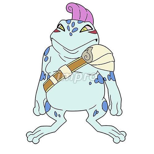 戦闘カエル
