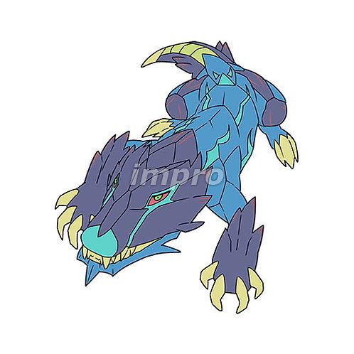 甲殻のトカゲ