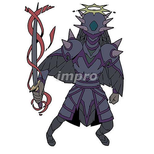 深淵の黒騎士