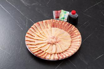 地どりのタタキ(大皿)4~5人前タレ付き