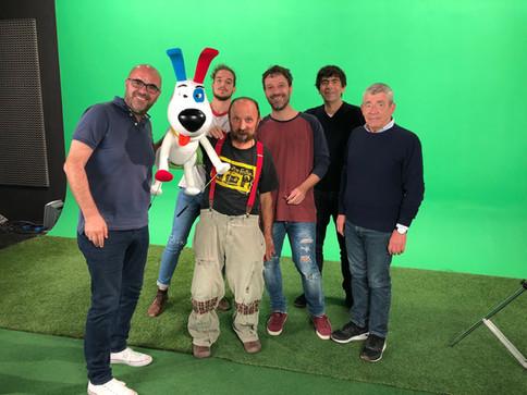 Ragoo lets go rai yoyo muppet team