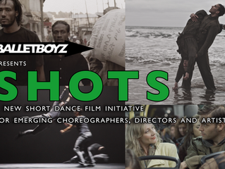 BalletBoyz launch Shots, a new short dance film initiative