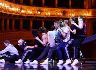 The Boyz go on tour to Italy